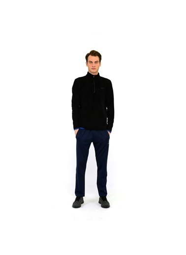 Slazenger Polar Sweatshirt Siyah